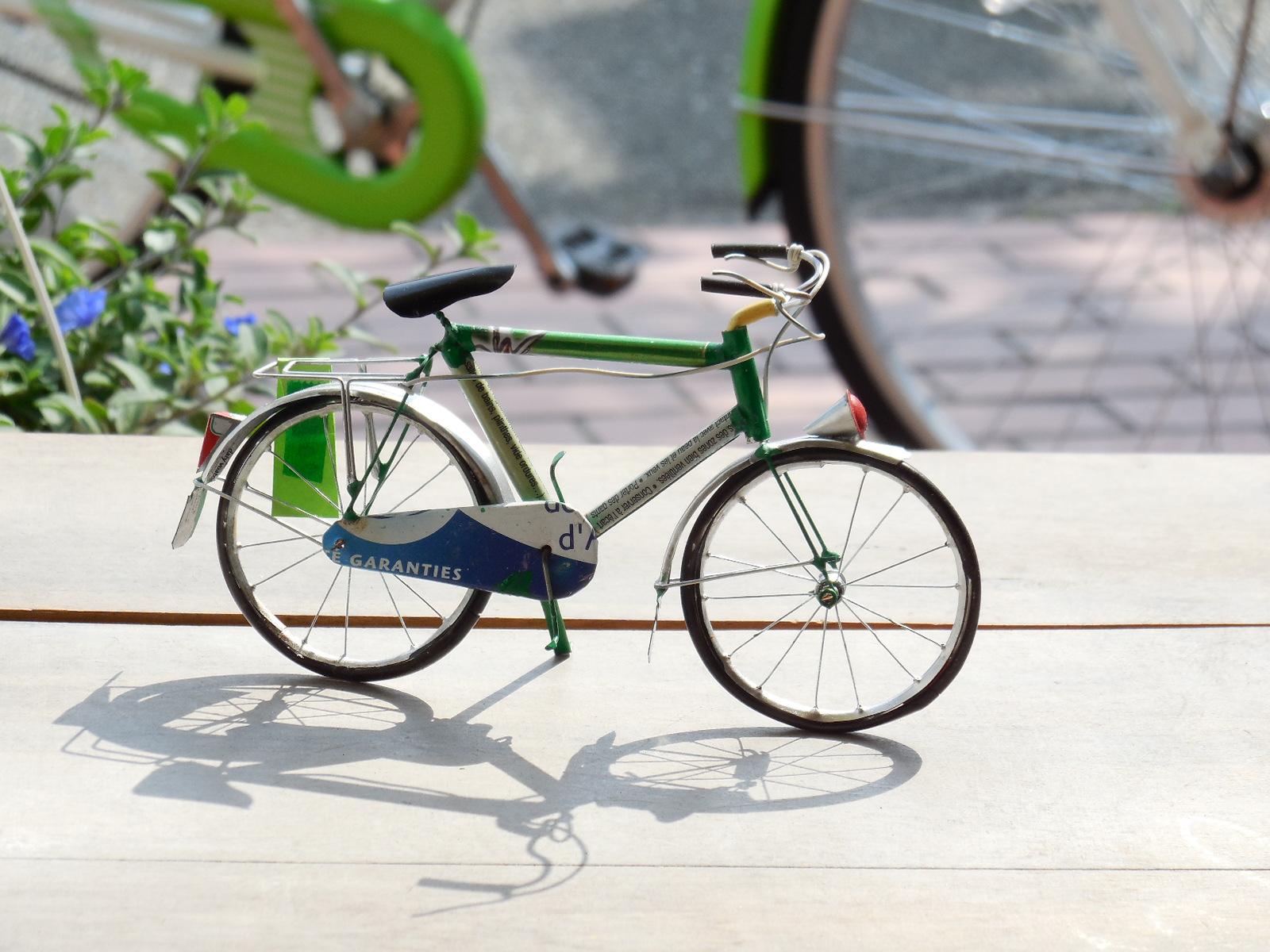 小さな 自転車 屋 さん